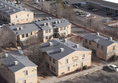 All Seasons Roofing Albuquerque Residential Roof
